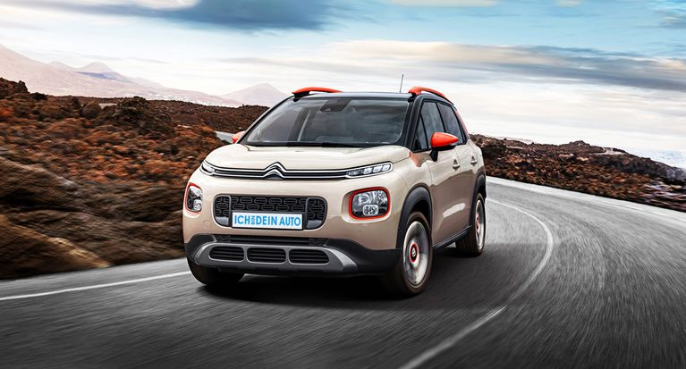 ASS-Angebot im August: Der Citroën C3 Aircross